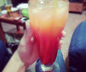 colorful, drinks, and sweet image