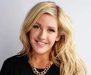 Ellie Goulding, smile, and singer image