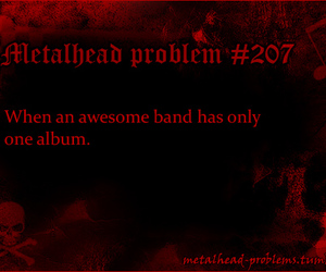 metal, problems, and rock image