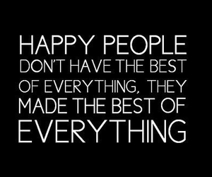 happy, quote, and people image