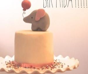 happy brithday, gateau, and bon anniversaire image