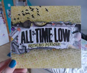 all time low, music, and rock image