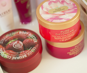 beauty, body butter, and fashion image