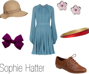 clothing, howl's moving castle, and sophie hatter image