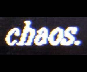 chaos, crazy, and head spinning image