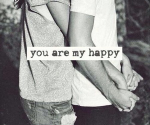 couple, happy, and i miss you image