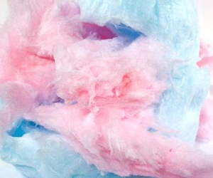 beautiful, candy floss, and colours image