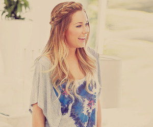 lauren conrad, hair, and braid image