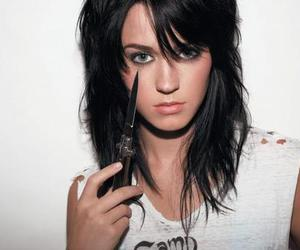 katy perry, pretty, and knife image