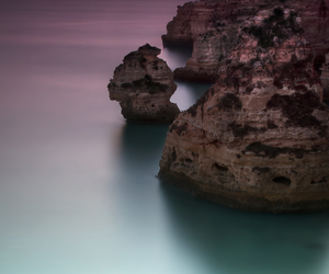 algarve, ocean, and europe image