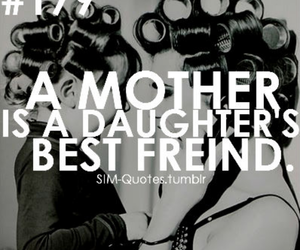 mother, daughter, and best friends image