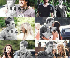 cry, stefan salvatore, and tvd image