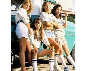 80's, blonde, and dazed and confused image