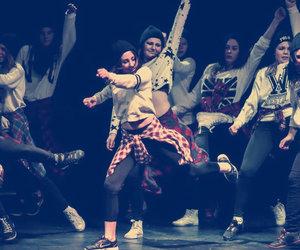 dance, dancers, and danse image