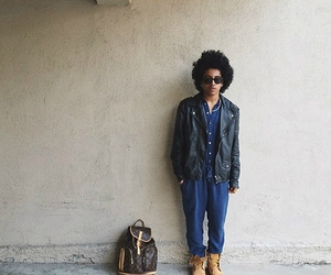 Afro, black, and fashion image
