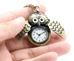 artistic, clock, and jewelry image