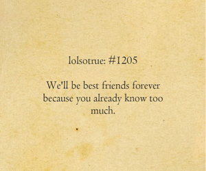 forever, best friends, and funny image