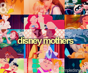 disney, mother, and mom image