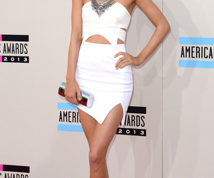 kendall jenner, dress, and style image