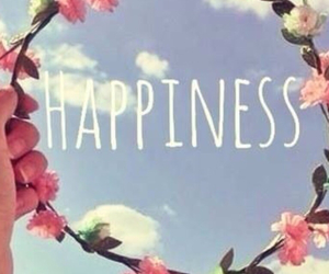 happiness, flowers, and happy image