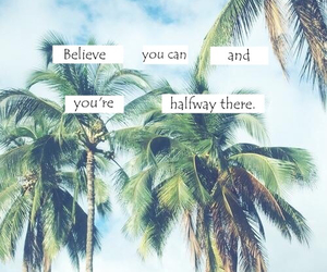 believe, can, and do it image