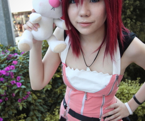 cosplay, kingdom hearts, and kairi image