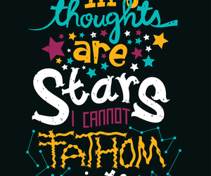 the fault in our stars, quote, and john green image