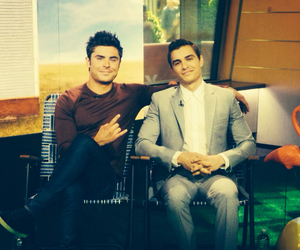 zac efron and dave franco image