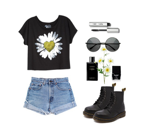 daisy, Darkness, and design image
