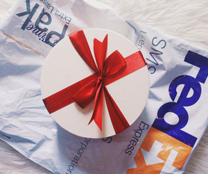 FedEx, gifts, and gift image