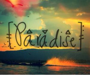 amazing, paradise, and summer image