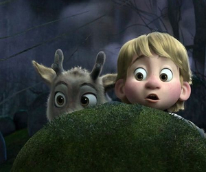 frozen, kristoff, and sven image
