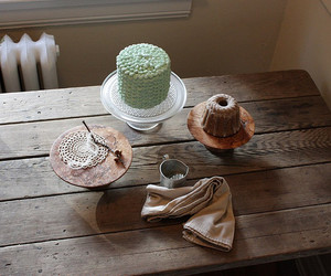 cake, food photography, and frosting image