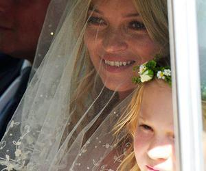 kate moss and wedding image