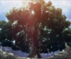 anime, game, and nature image