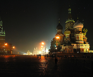 moscow and photography image