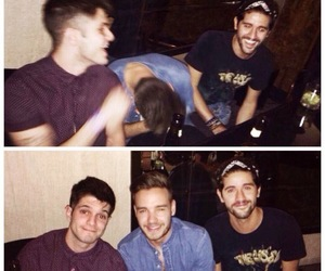 one direction, liam payne, and brazil image