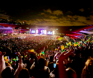 one direction, 1d, and brazil image