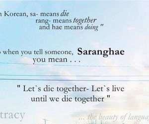 beautiful, die, and together image