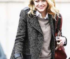 emma stone, blonde, and pretty image