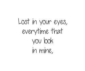 love and eyes image