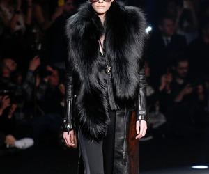 black, Cavalli, and fur image