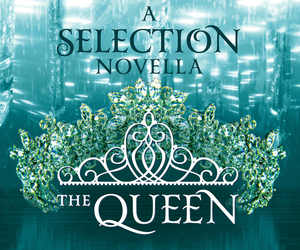 the queen, book, and kiera cass image