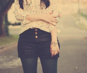 girl, kawaii, and shorts image