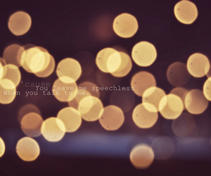 beautiful, bokeh, and speechless image