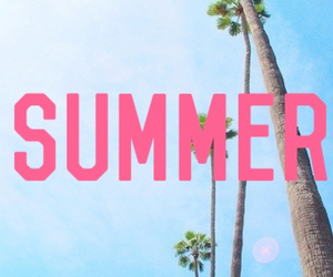 california, summer, and travel image