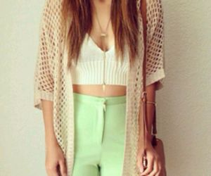 fashion, outfits, and girly look image