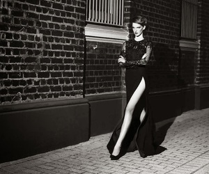 fashion photography, glamour, and gown image