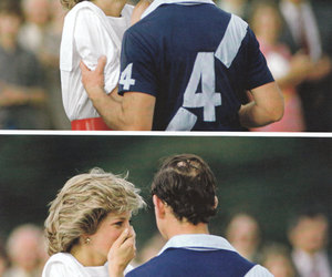 love, kiss, and princess diana image