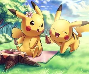 pikatchu and pokemon image